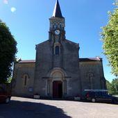La Chapelle sous Dun : église - Le blog de l'Abbé Tof