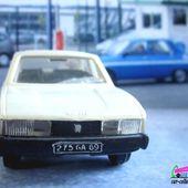 PEUGEOT 604 SL 1975 NOREV 1/43 - car-collector