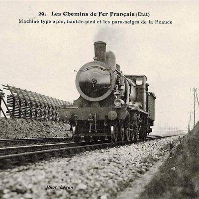 CP Locomotive type 2500