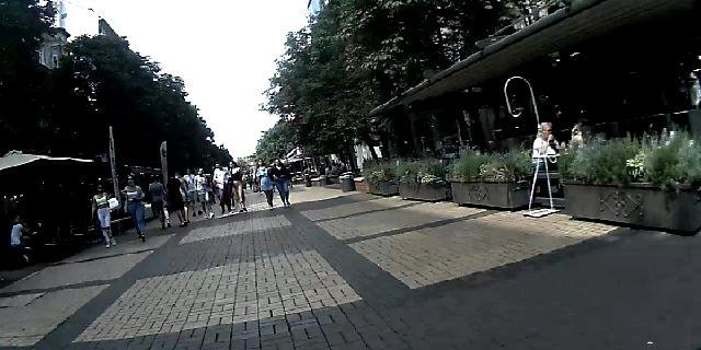 Sofia round trip en vélo !