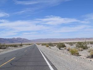 18/04/16 : de Death Valley NP à San Francisco