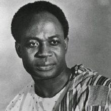 NKrumah, le plus grand africain, par Ludo Martens
