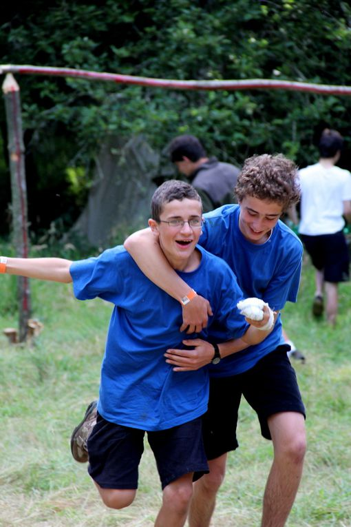 Photos du Camp Scout 2012