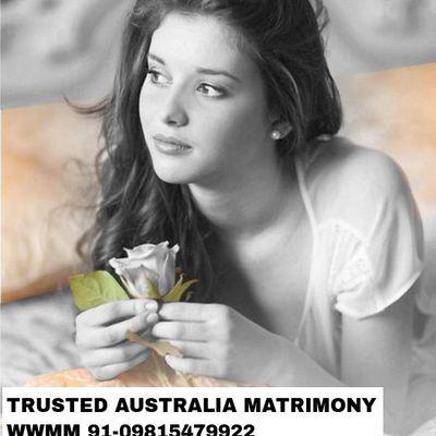 REGISTERED WITH AUSTRALIA BRIDES 91-09815479922 WWMM