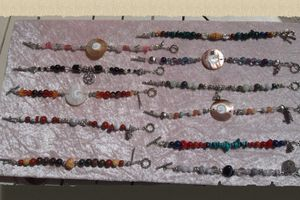 Collection Bijoux Vibration & Charme
