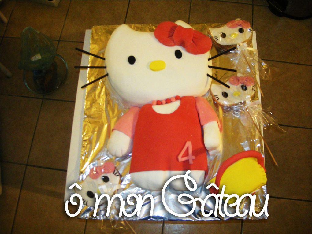 Gâteau personnalisé pour les enfants, anniversaire, babyshower, baptême ...