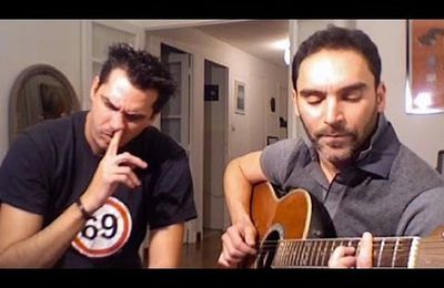 "AKRAM, ""THE VOICE "" une ""Voix en Or"" dixit BONO - U2"
