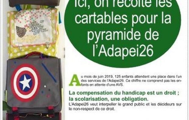 257 enfants handicapés privés de rentrée dans la Drôme