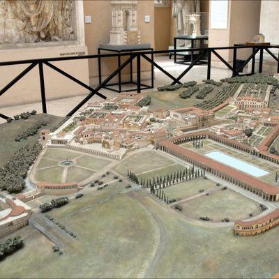 La villa romaine: son plan, sa fonctionnalité