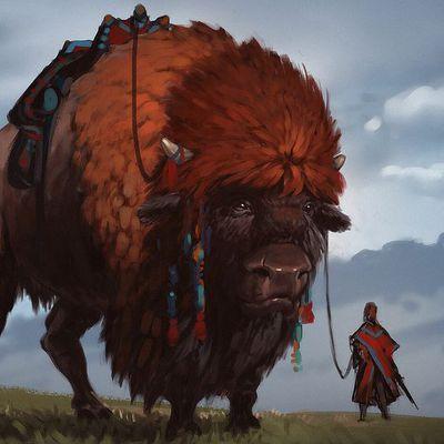Breth et Harken découvrent Cow-vide city
