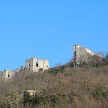 Saint Gervais sur Roubion