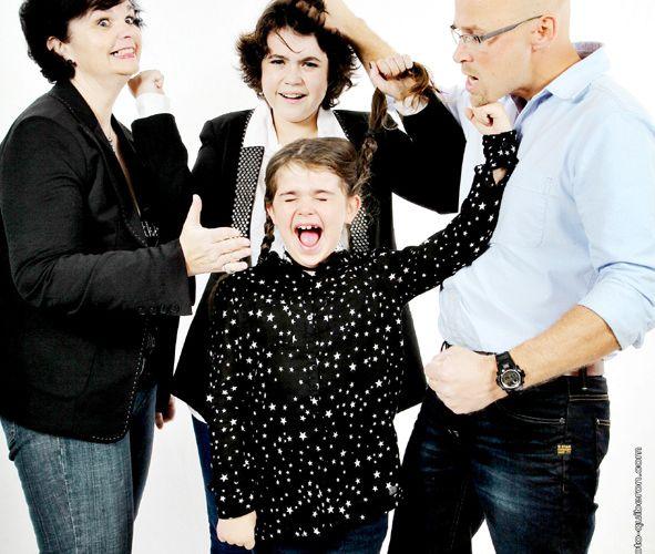 27 décembre 2013 - Portraits d'une drôle de famille