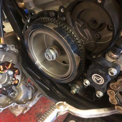 KTM EXC 300 - 2017 Schwungmasse