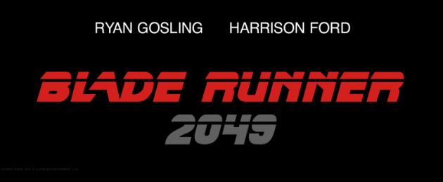 Blade Runner 2049 : titre officiel et photo de l'équipe