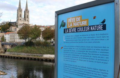 """Fête de La Nature"""" La Sèvre couleur Nature"""""""