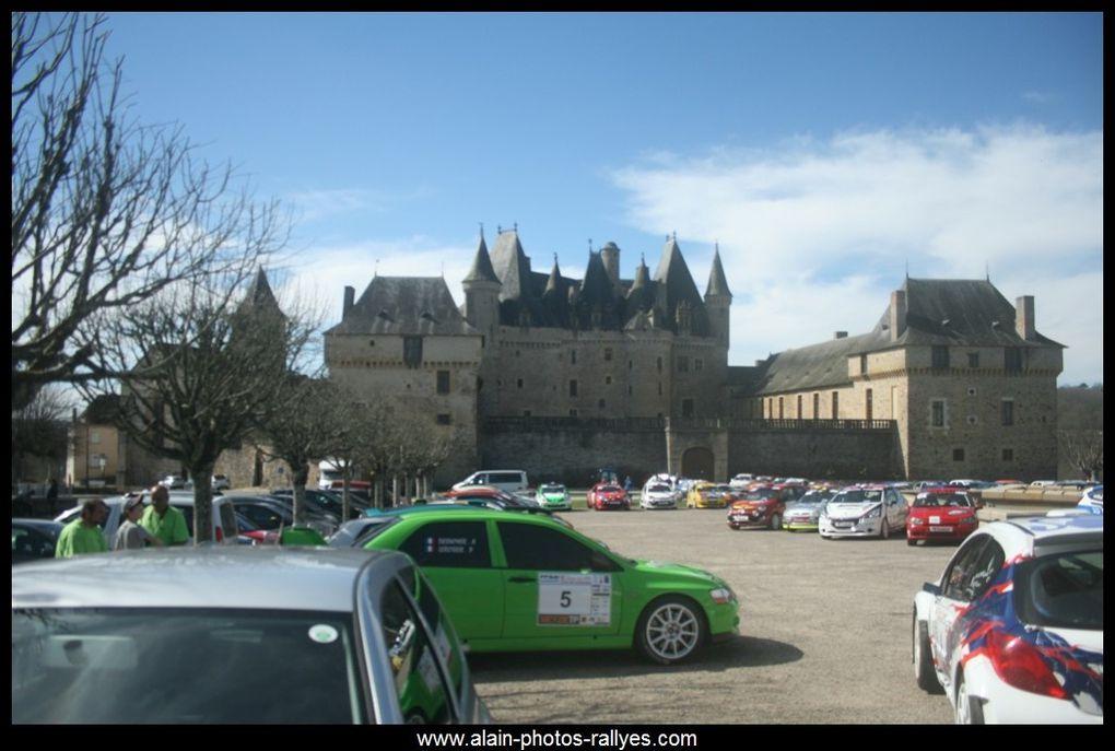 Calendrier de la coupe de France des Rallyes 2018 du comité Nouvelle Aquitaine Sud