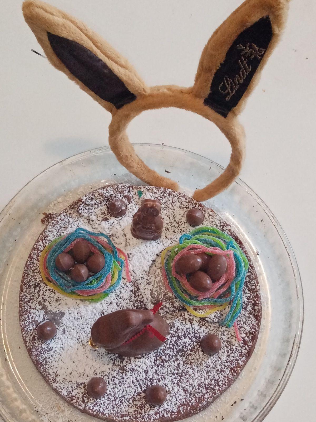 Défi Œufs de Pâques pour ce début de confinement !