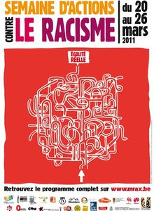 MRAX : semaine d'action contre le racisme