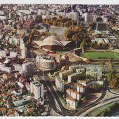 Cité du Stade - GRENOBLE - la ville et sa région
