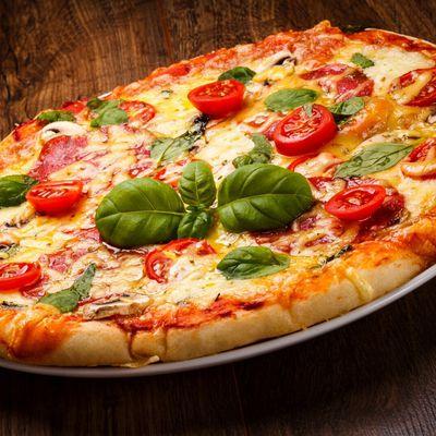 Bon appétit - Nourriture - Pizza - Légumes - Tomates - Photographie - Wallpaper - Free