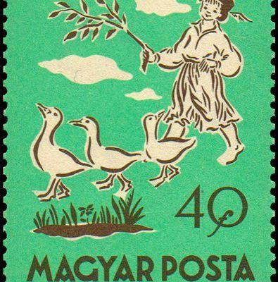 Mattie the Goose-boy