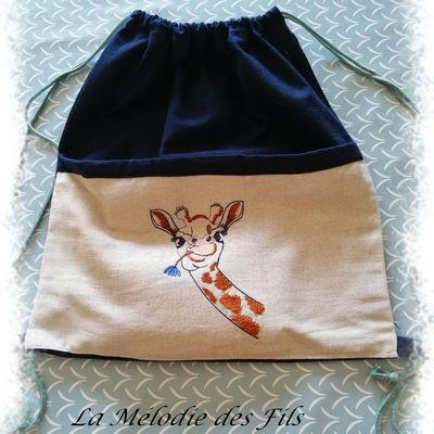 Un sac a dos  pour Arnault