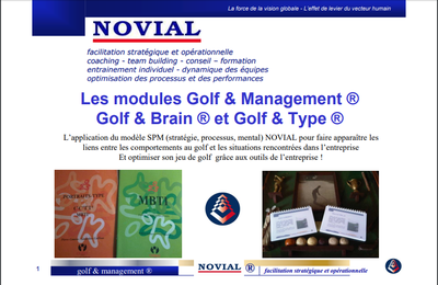 Golf & management