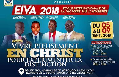 EIVA 2018/Un Prophète dénonce: « le monde est entré dans l'église »