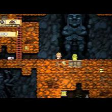 [Gaming Live] Spelunky