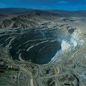Chili : Chuquicamata, l'enfer sur terre - coco Magnanville