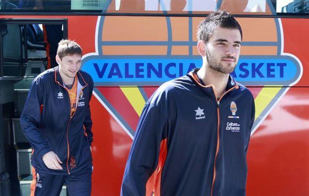 Liga ACB: Valence pulvérise Castello (102-64)