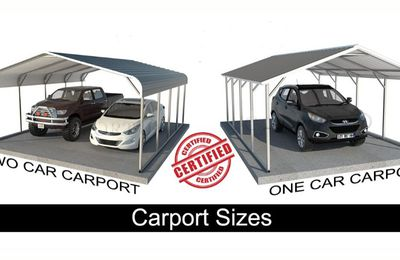 Difference Between Certified and Non-Certified Metal Carports