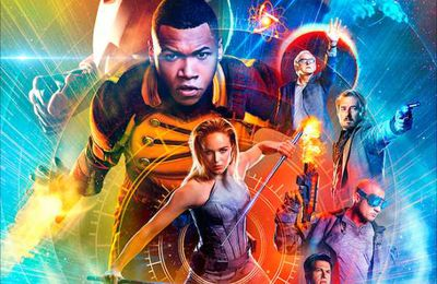 DC's Legends of Tomorrow (Saison 2, épisodes 13 à 17) : retour vers le futur