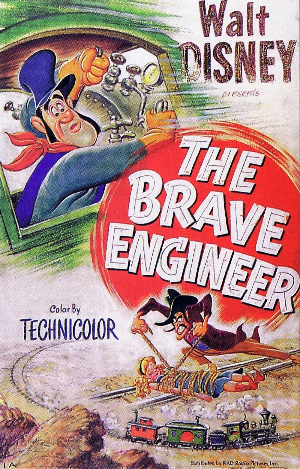 The Brave Engineer Disney