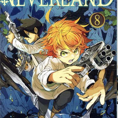 The promised neverland, 8