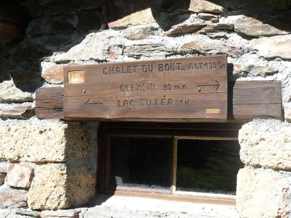 """voilà des photos du """"fameux"""" hameau du Gleyzin...c'est vraiment le bout du monde.."""