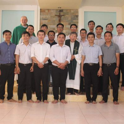 A major step in the development of the Congregation of The Holy Spirit in Vietnam.