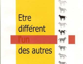 Être différent l'un des autres