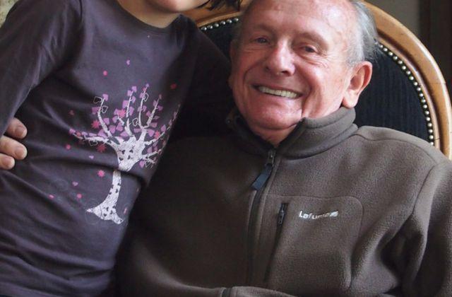 Ce monsieur, mon grand-père
