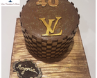 Gâteau Louis Vuitton