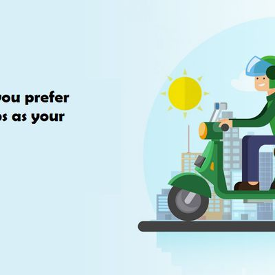 Why should you prefer bike taxi apps as your niche?