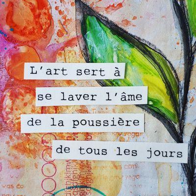 Des Mails Art   * Forum Le Potager Créatif *