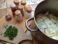 Couscous sucré au poulet / Tfaya