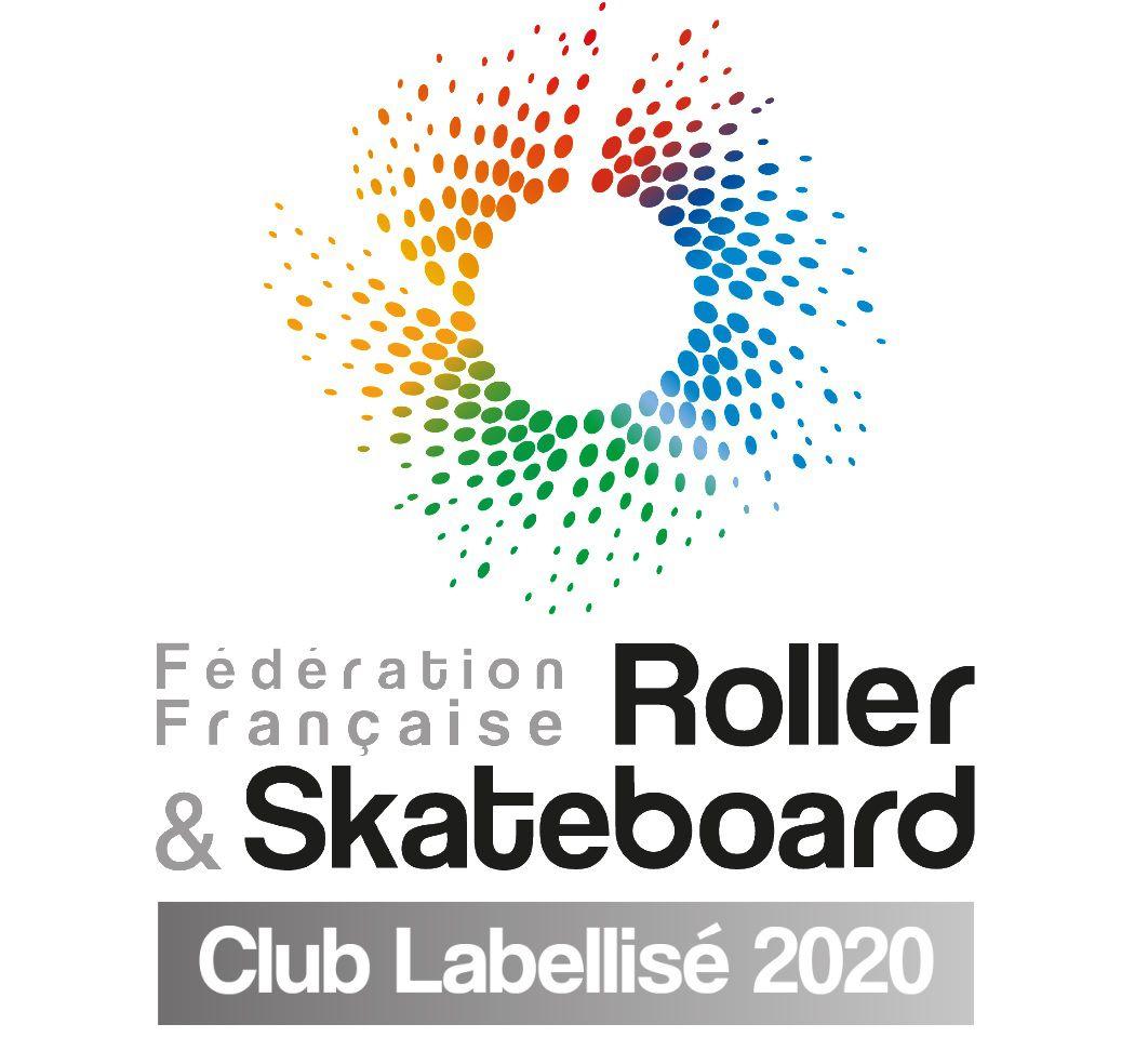 Roller, lib, nimes, club, sport, labelisé