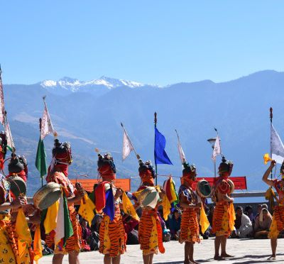 The Festivals not to Miss in Bhutan