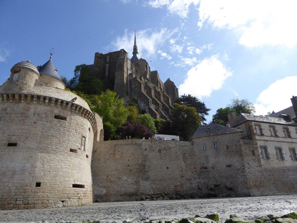 Traversée de la baie du Mont Saint-Michel -> Beauvoir - 13 km
