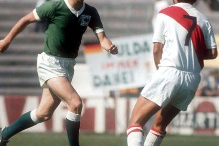Coupe du Monde 1970 au Mexique, Groupe 4: Pérou - Allemagne de l'ouest