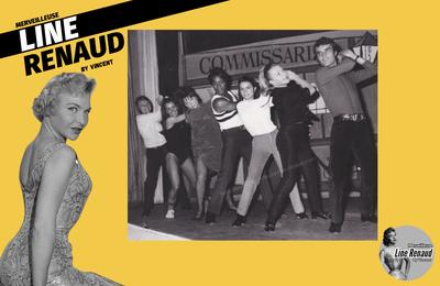 PHOTOS : Line Renaud dans «Tilt-Magazine» de Michèle Arnaud en Juin 1977