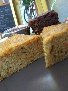 Carrot Cake maison Bio et Équitable .