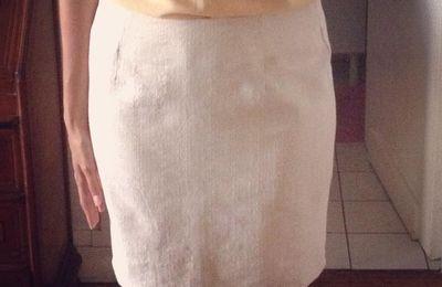 Ma première jupe !